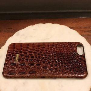 new product 7869d bec9b Brahmin iPhone 7/8 plus case